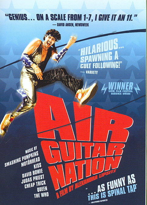 AIR GUITAR NATION BY SHELTON,ANGELA (DVD)